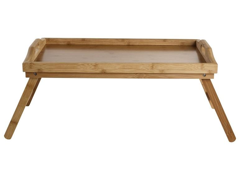 Dřevěný podnos Livarno Living