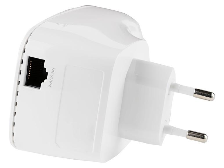 Duální Wi-Fi zesilovač 2 v1 Silvercrest SWV 733 B2