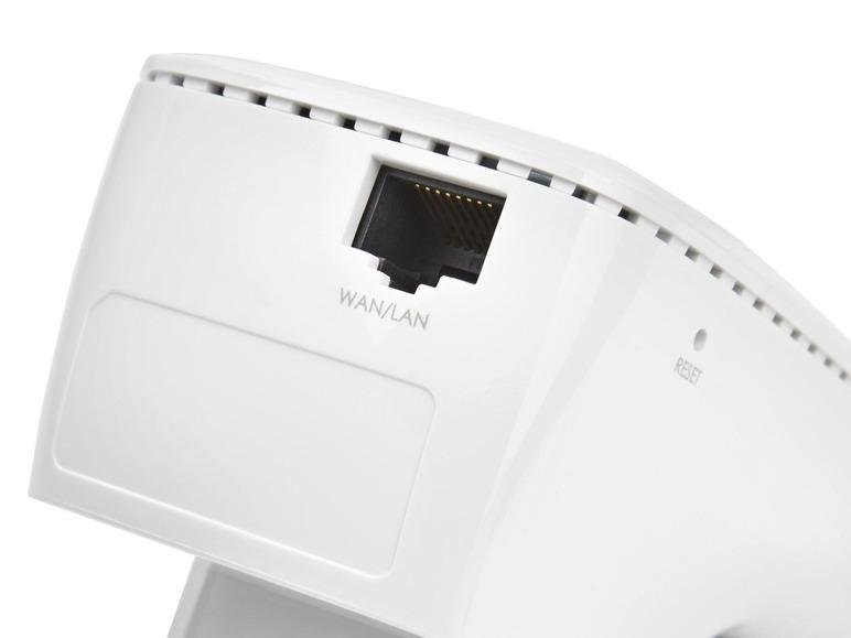 Duální Wi-Fi zesilovač 2 v1 Silvercrest SWV 733 B3