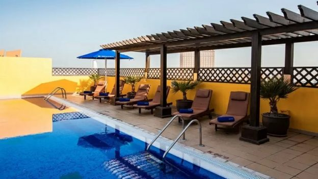 Dubaj zPrahy na 4 dny za 9590Kč (Snídaně, 3* hotel)