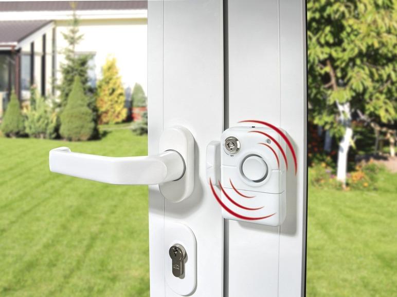 Dveřní aokenní alarm TAS 2 A1