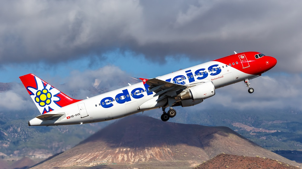 Edelweiss Air | © Boarding1now | Dreamstime.com