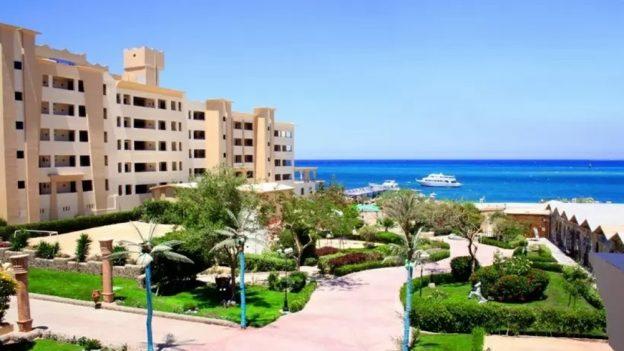 Egypt zBrna/Ostravy na 8dní za 6890Kč (All Inclusive, 4* hotel)
