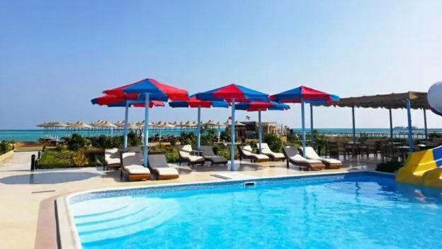 Egypt zBrna/Ostravy na 8dní za 7790Kč (All Inclusive, 4* hotel)