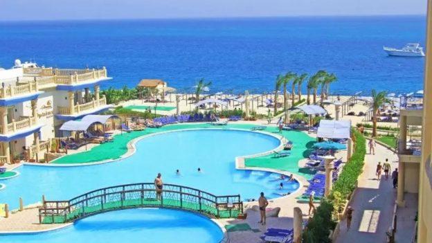 Egypt zPrahy/Brna/Ostravy na 8dní za 7190Kč (All Inclusive, 4* hotel)