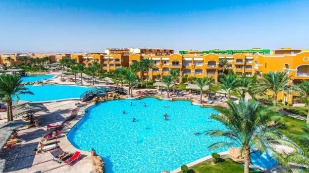 Egypt zPrahy na 8dní za 8190Kč (All Inclusive, 5* hotel)
