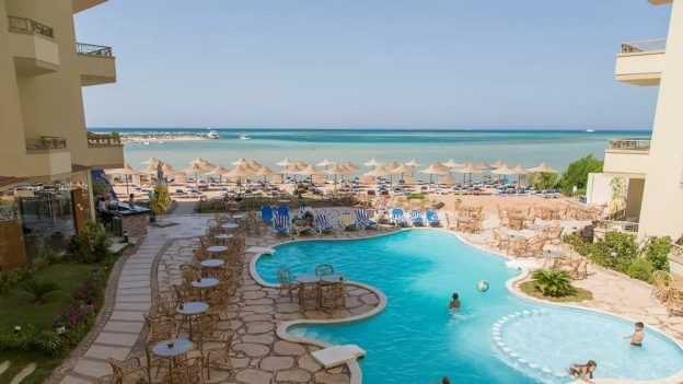 Egypt zVídně na 8dní za 6699Kč (All Inclusive, 4* hotel)