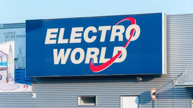 Electro World: Do 31.října akční splátky snulovou akontací anulovým navýšením