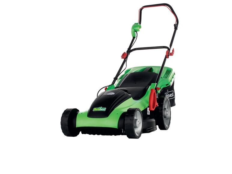 Elektrická sekačka na trávu Florabest FRM 1800 B2 (1800 W)
