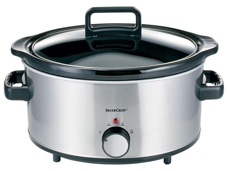 Elektrický hrnec spomalým vařením Silvercrest SSC6320 A1
