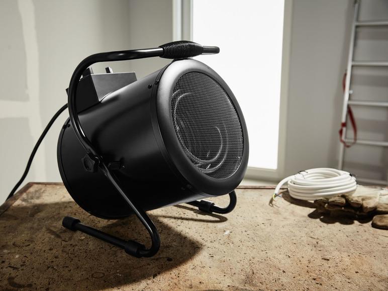 Elektrický topný ventilátor Parkside PHG 3000 D4