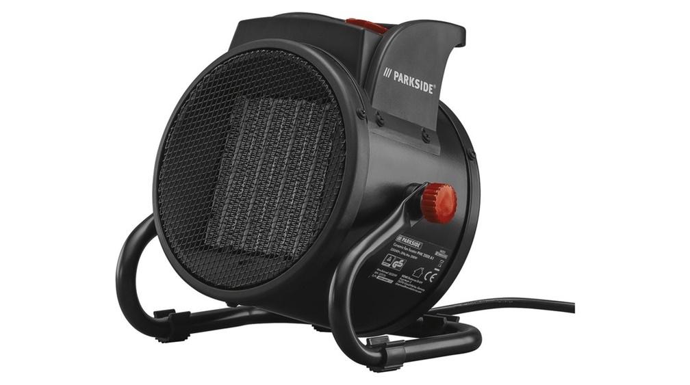 Elektrický topný ventilátor Parkside PKH 2000 A1