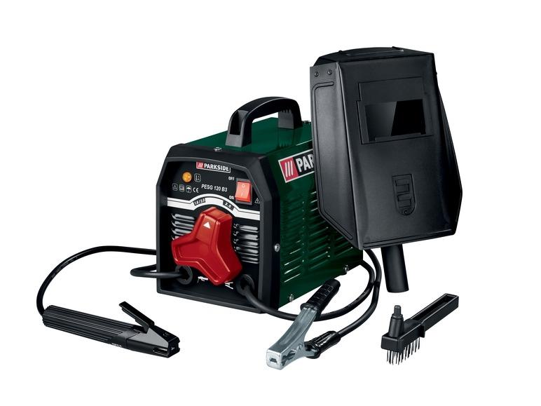 Elektrodová svářečka Parkside PESG 120 B3