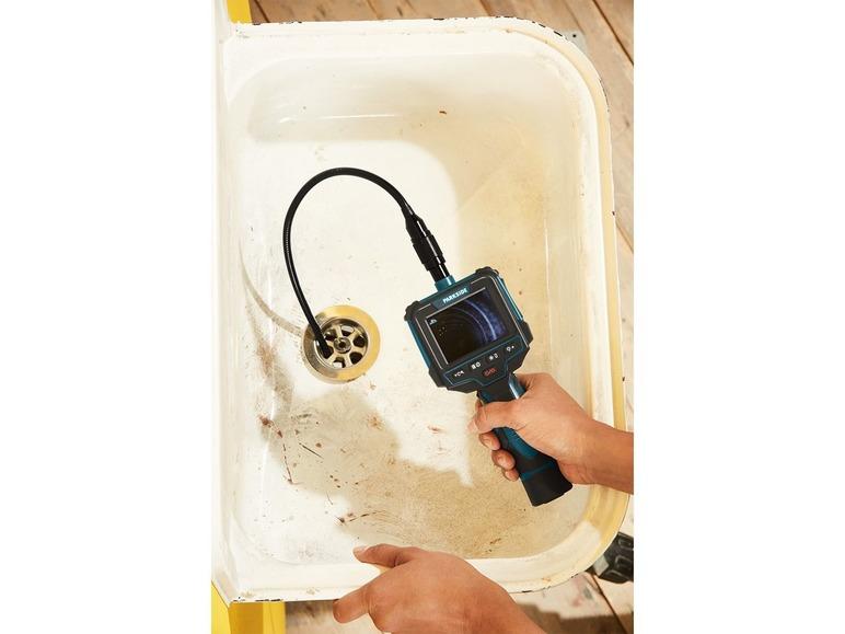 Endoskopická kamera sdisplejem Parkside PEK 2.7 C2
