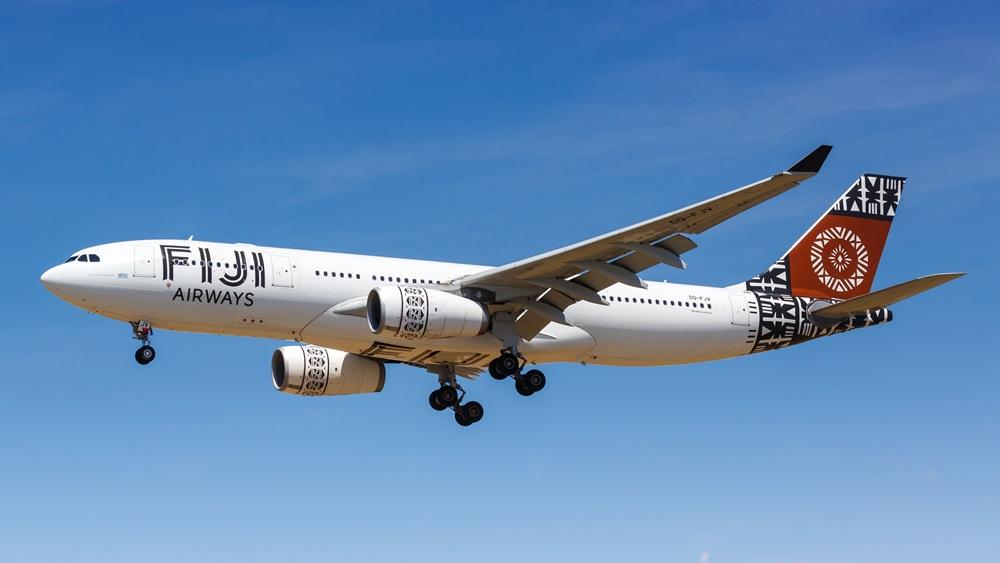 Fiji Airways | © Boarding1now | Dreamstime.com