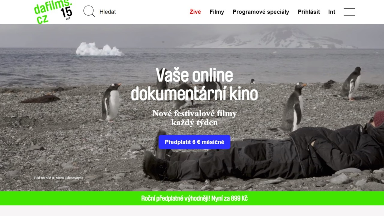 Filmy online zdarma 2021 | © DaFilms