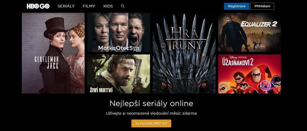 Filmy online zdarma 2019 | © HBO GO