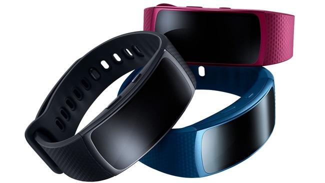 Samsung Gear Fit 2   © Samsung