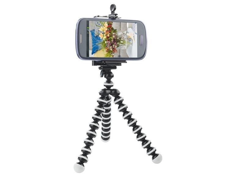 Flexibilní ministativ na smartphone Silvercrest