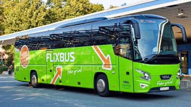 Flixbus: 5000 zpátečních autobusových jízdenek za 50Kč včetně poplatků