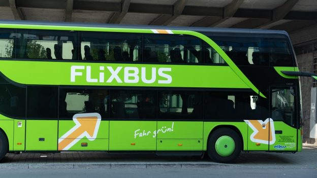 Flixbus: Akční jízdenky za pouhou 1Kč
