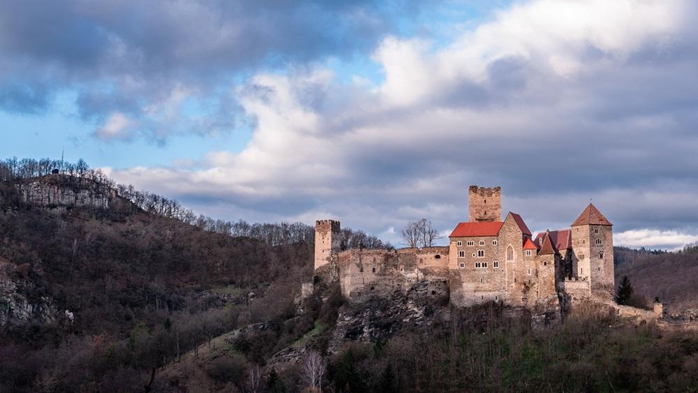 Hardegg – národní park, hrad a labyrint | © Pixabay.com