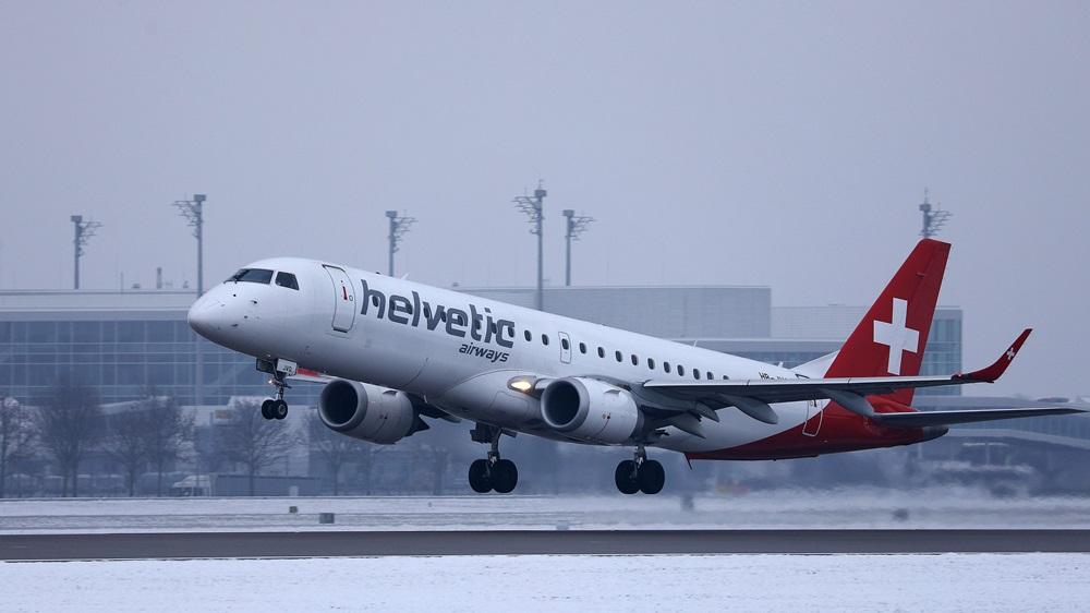 Helvetic Airways | © Colicaranica | Dreamstime.com
