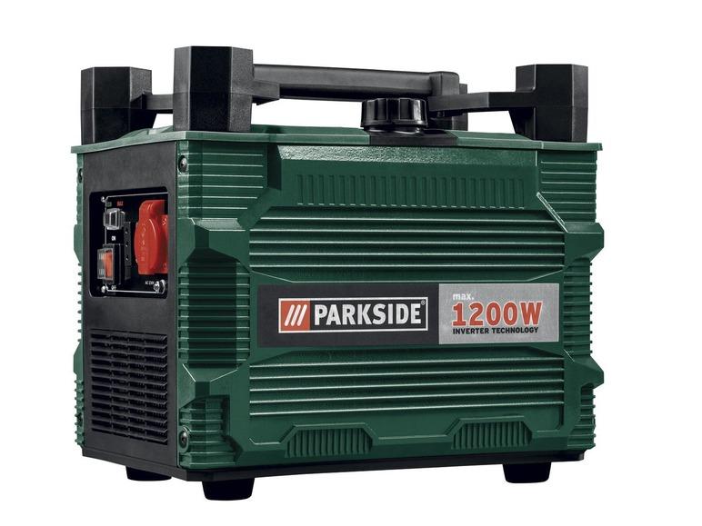Invertorový generátor Parkside PGI 1200 B2