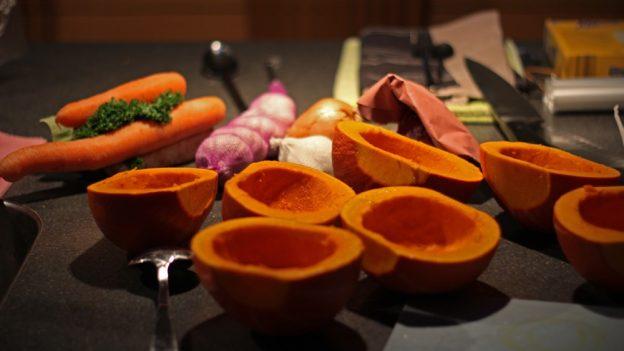 Jak dlouho vařit dýni Hokaido