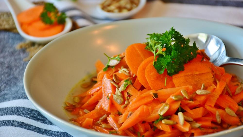 Jak dlouho vařit mrkev