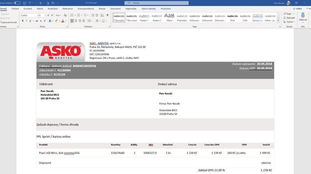 Jak editovat PDF