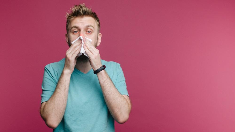 Jak léčit rýmu