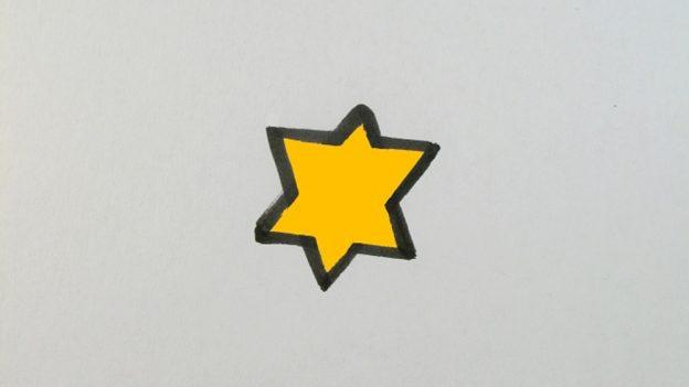 Jak nakreslit hvězdu
