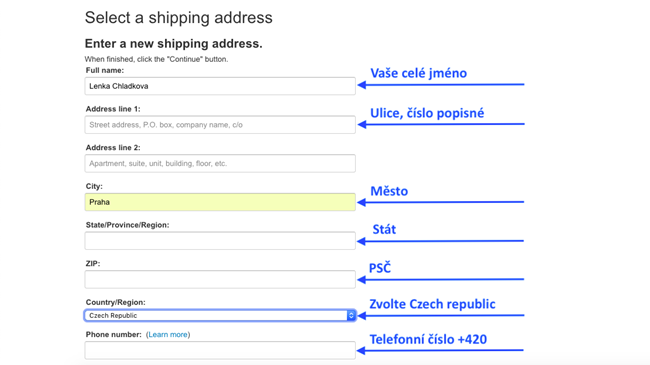 Jak nakupovat na Amazon.com 2021: Kompletní návod v češtině