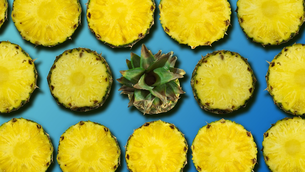 Jak naložit ananas