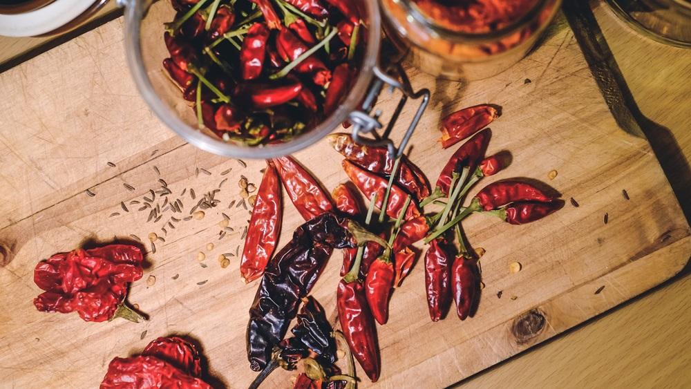 Jak naložit chilli papričky