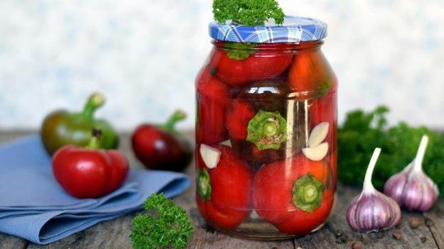 Jak naložit papriky