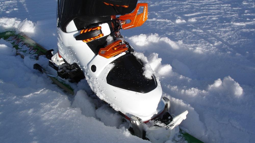 Jak nastavit lyžařské boty
