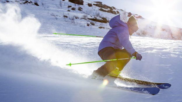 Jak nastavit lyže