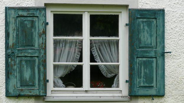 Jak natřít stará okna