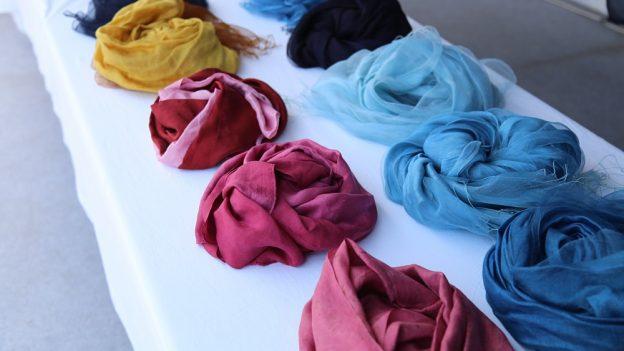 Jak obarvit textil