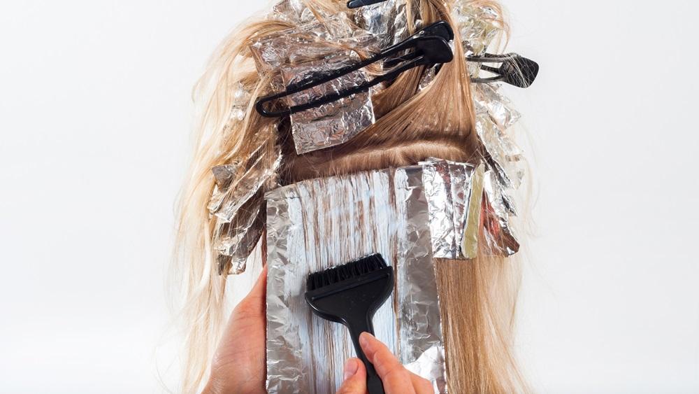 Jak obarvit vlasy