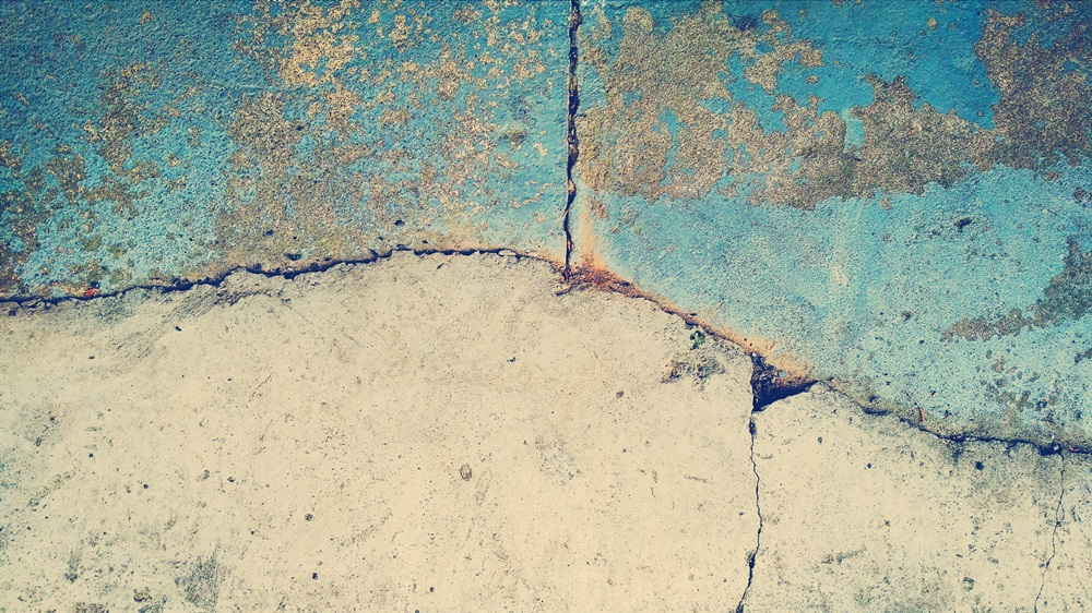 Jak opravit beton