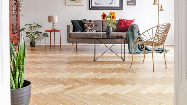Jak opravit dřevěnou podlahu