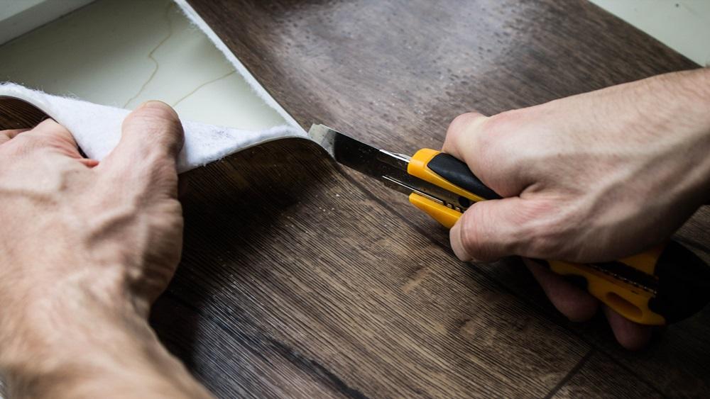 Jak opravit lino