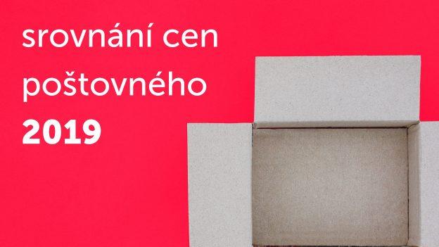 Jak poslat nejlevněji balík: Srovnání cen poštovného vroce 2019