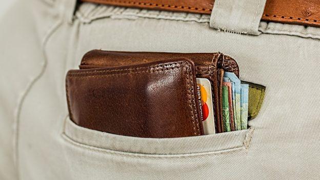 Jak postupovat přiztrátě peněženky
