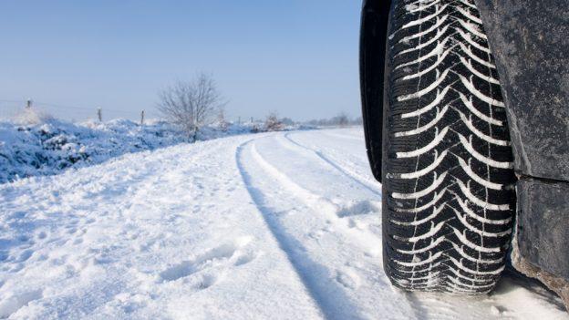 Jak připravit auto na zimu