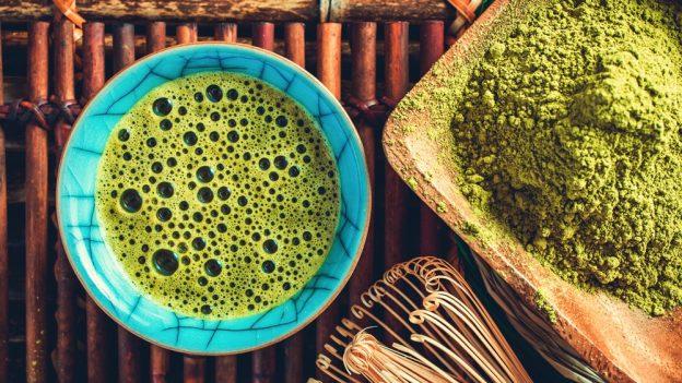 Jak připravit matcha čaj