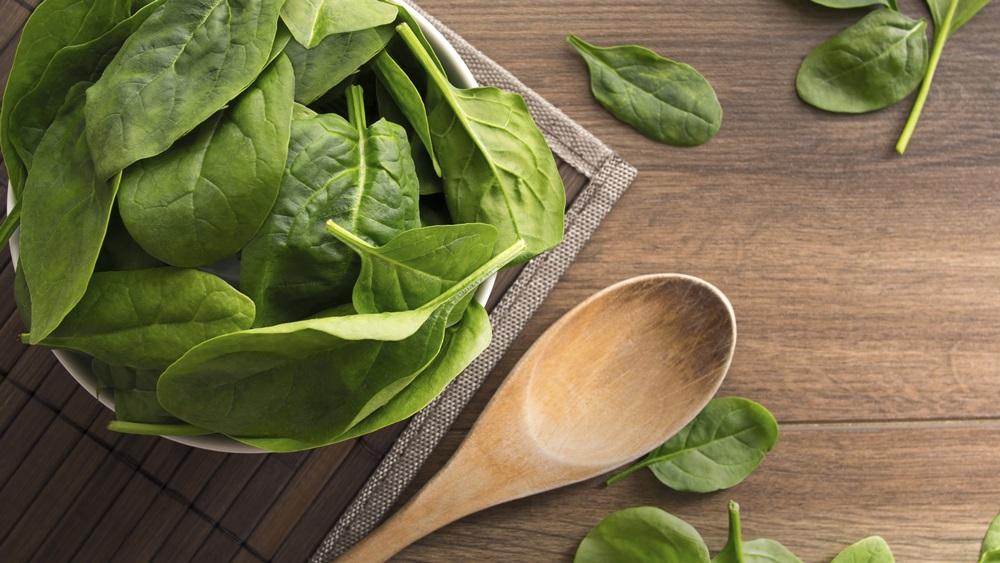 Jak připravit špenát